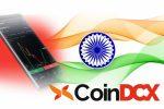 Биржа CoinDCX привлекла $3 млн в первом раунде финансирования