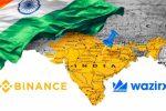 Binance инвестирует $50 млн в развитие криптовалютной экосистемы Индии