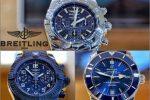 Швейцарский производитель часов Breitling внедряет блокчейн для борьбы с подделками